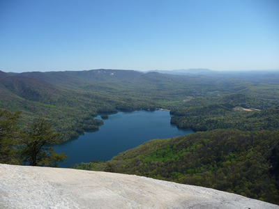 View From Table Rock